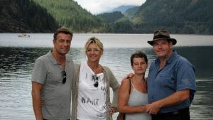 Ulli und Reimar zu Besuch 2013