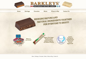 Barkleys Natural Confectionary