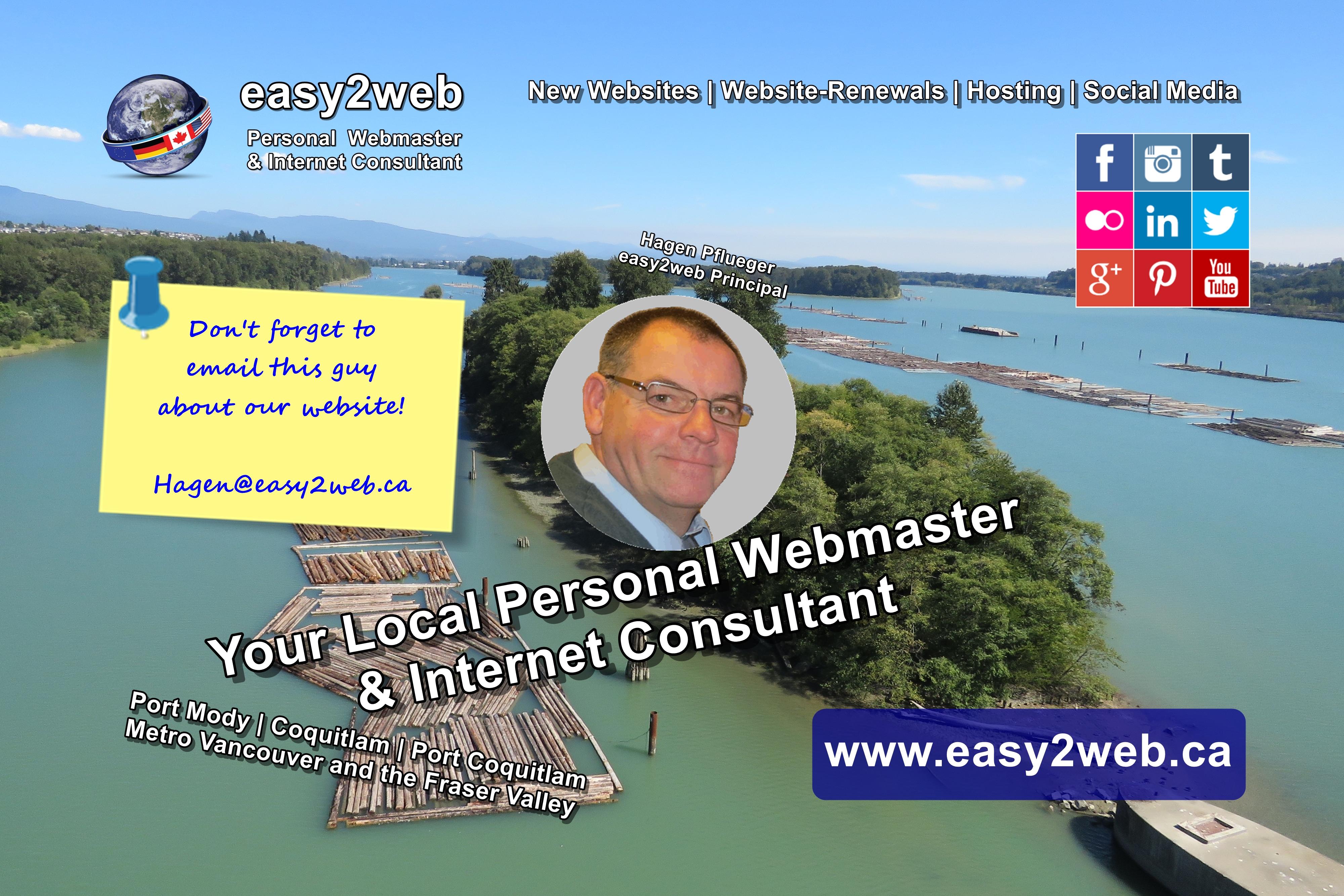 easy2web Werbung