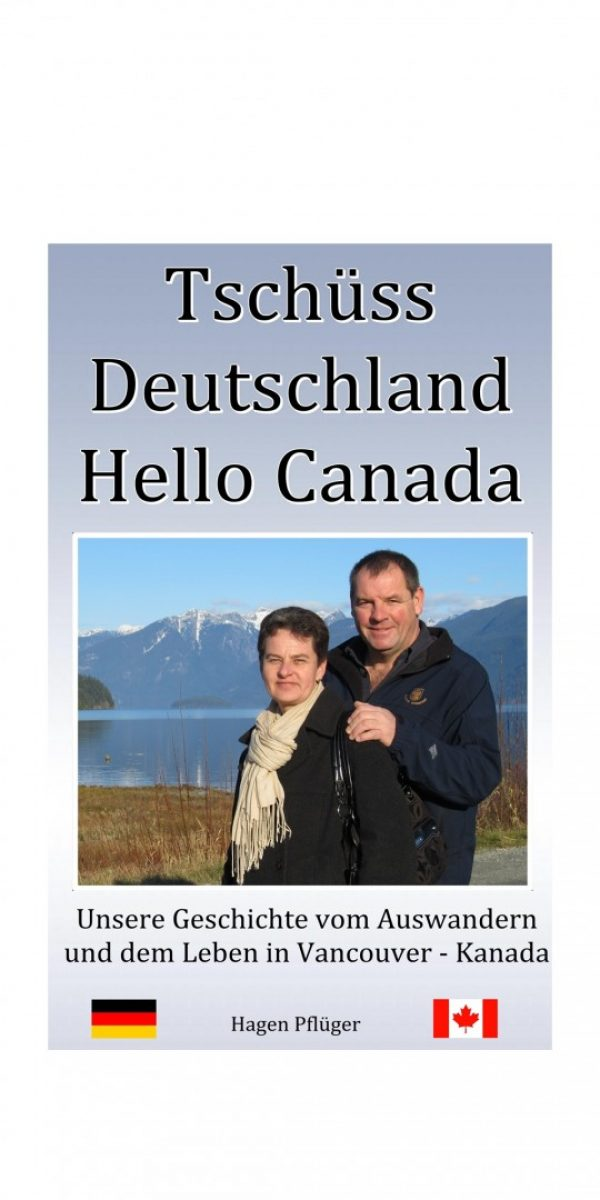 E-Book (German) | Tschüss Deutschland - Hello Canada